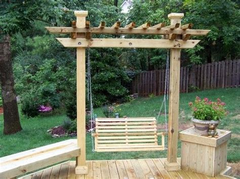 swing pergola pergola swings google search yard stuff pinterest