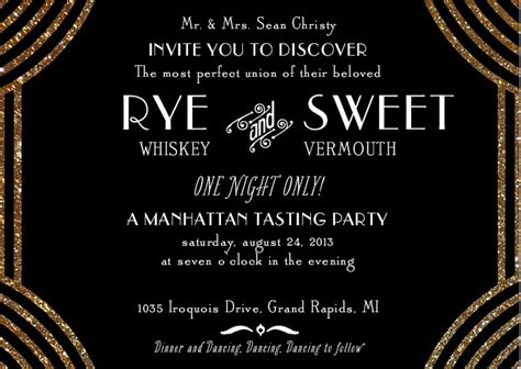 Blank Great Gatsby Invitation Template Photo Ebookzdb Com Blank Great Gatsby Invitation Template