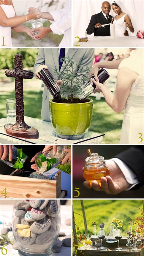 Wedding Ceremony Joining Ideas by Charly S Dress Up Your Wedding With