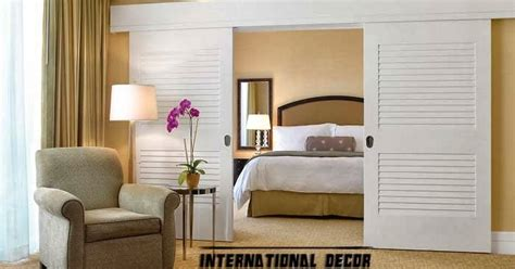 different room styles how to choose a sliding door for different rooms and