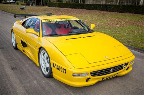 Ferrari F355 Challenge by 1996 Ferrari F355 Challenge Classiccarweekly Net