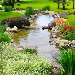 jardins aquatiques 101 id 233 es de bassins et de fontaines