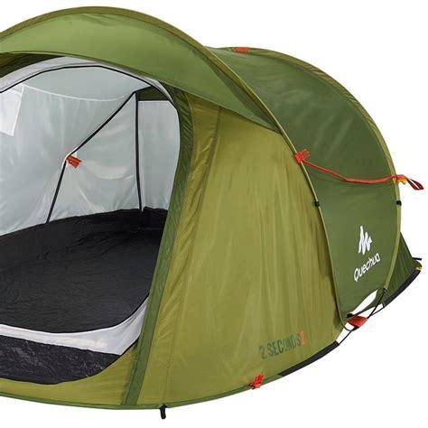 tende 2 seconds quechua 2 seconds pop up tent the green