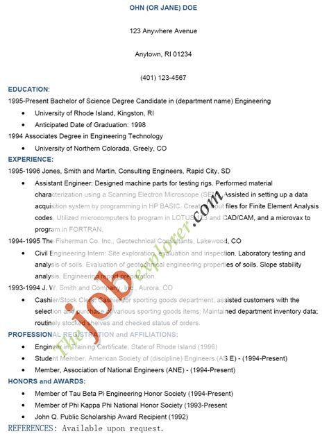 how to write a resume resume format on word resume formats word