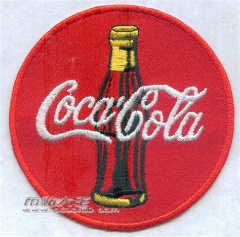 Iron Patch Drink Berkualitas coke patch soft drinks patches embroidered patch iron on patches sew on patches etsy shopping