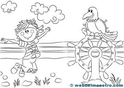 dibujar barcos que significa dibujos para colorear de piratas web del maestro