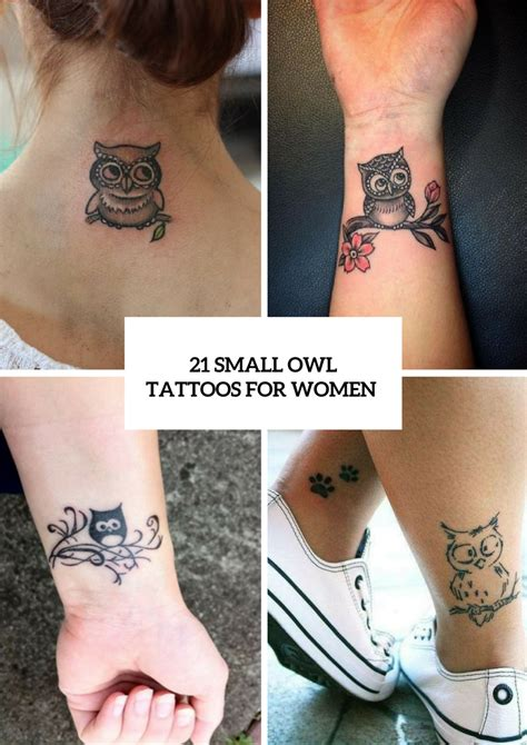 small owl tattoo ideas picture of small owl ideas for