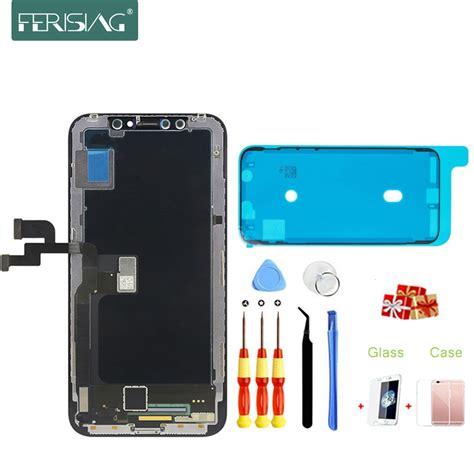 oem aaa grade lcd for iphone x xr xs max lcd display