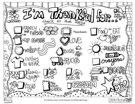 thanksgiving thankfulness giving gratitude lesson plan ideas omazing kids