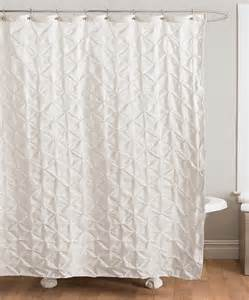 ivory lake como shower curtain modern shower curtains