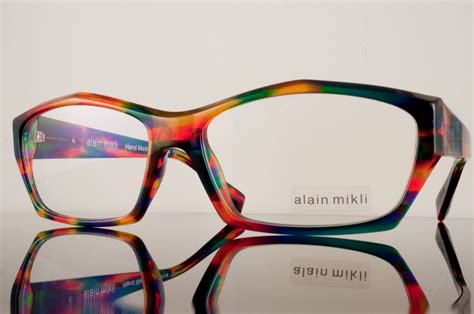 colorful glasses best alain mikli eyeglasses photos 2017 blue maize