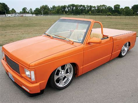 convertible toyota truck 1989 chevy s10 convertible convertible lowered truck