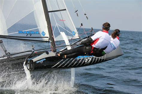 nacra catamaran for sale uk 55 best sailing olympic images on pinterest boating