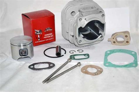 Husqvarna 266 Jonsered 630 Piston Amp Cylinder Kit 50mm