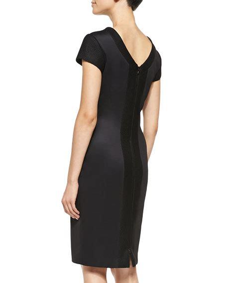 J 40420 Dress Bird 1 theia sleeve bird of paradise cocktail dress