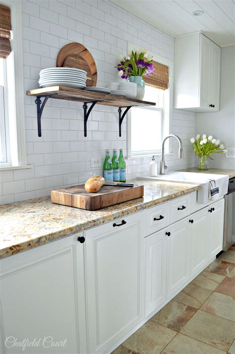 we did it our kitchen remodel easy diy projects and kitchen remodel reveal