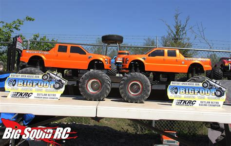 bigfoot king of the trucks event coverage bigfoot 4 215 4 open house r c