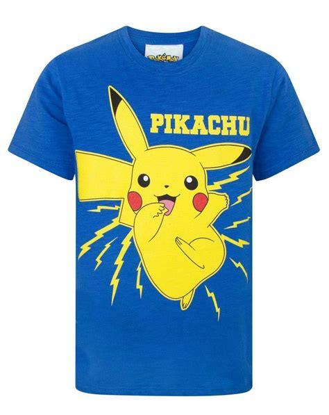 Tshirt Pikachu30 pikachu bolt boy s t shirt ebay
