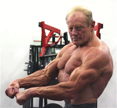 pictures of senior male publichair dave draper the blond bomber muscle old school