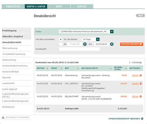 olb bank olb onlinebanking leistungen funktionen im 220 berblick
