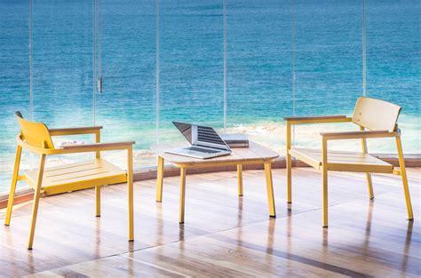Armchair Tables Shine For Emu Arik Levy Studio