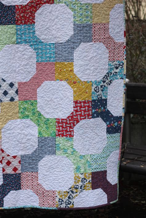 Dimensional Bow Tie Quilt Pattern by Crafting With Bow Tie Quilt