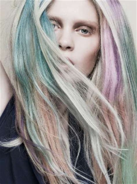 pale colored pale multi colored hair pictures photos and images for