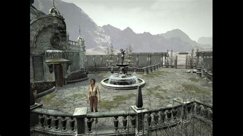 Syberia Jeu Playstation 3 test de syberia xbox 360 ps3 iphone ipod touch
