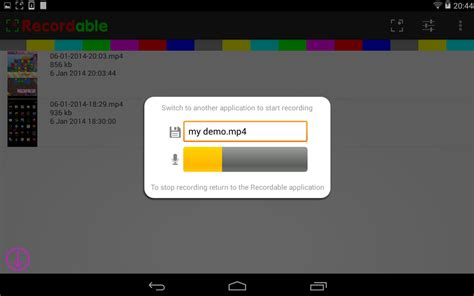 screen recorder for android no root 3 manieren om een android schermopname te maken