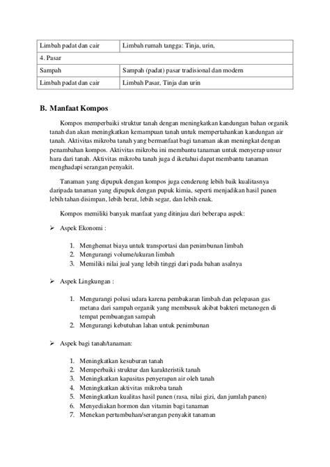 laporan praktikum membuat pupuk kompos laporan praktikum pupuk kompos