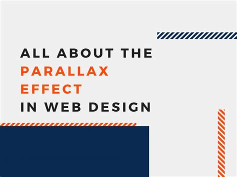 web design parallax effect all about the parallax effect in web design invictus