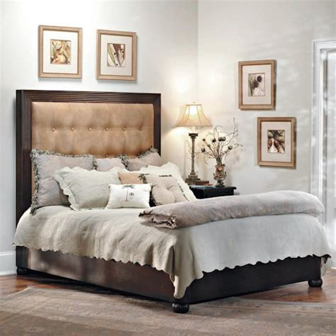 best upholstered headboards best wood framed upholstered headboard 67 in expensive