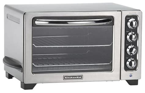 Black And Decker Toaster Convection Oven Kitchenaid Convection Toaster Oven Modern Ovens By