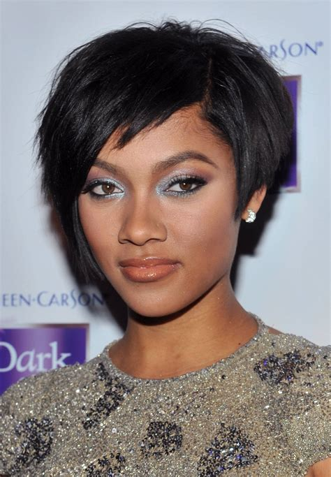 Hairstyles For Faces Black Hair by 8 Astounding Hairstyles For Black With