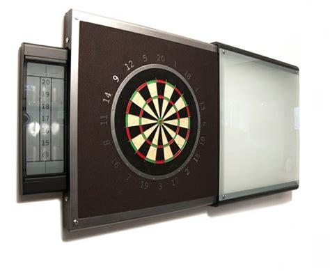 handmade dart board cabinet stay on target sophisticated dartboard cabinet designed