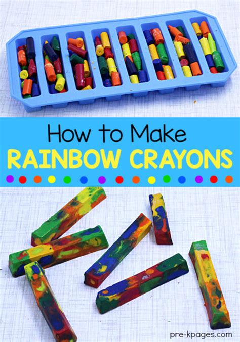 how to get melted crayon out of car upholstery 40 diy gifts for kids they will treasure