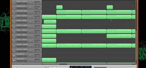 How To Mix Songs On Garage Band by How To Make A Beat In Apple Garageband 171 Garageband
