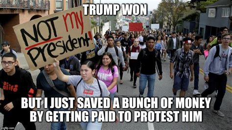 Protest Meme - protesters imgflip