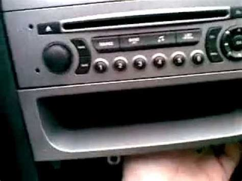 how to remove a heater control on a 1985 lincoln continental peugeot 308 how to remove heater control original radiocd part 1 youtube