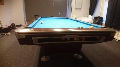 brunswick pool table brunswick gold crown v pool table second suomen