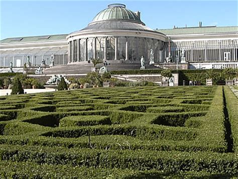 Botanical Gardens Brussels Visit Brussels Tourist Guide Photos And Sightseeing Tours