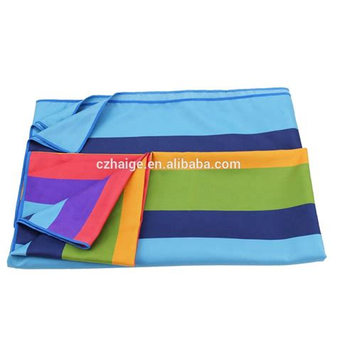 Towel With Pillow Attached by Microfiber Towel With Pillow Buy Microfiber