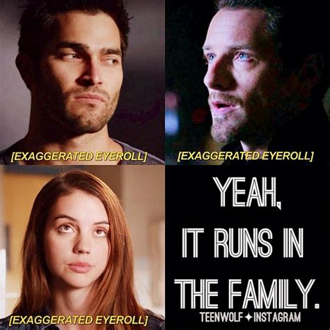 Memes About Teenagers - 15 hilarious memes and jokes only teen wolf fans will