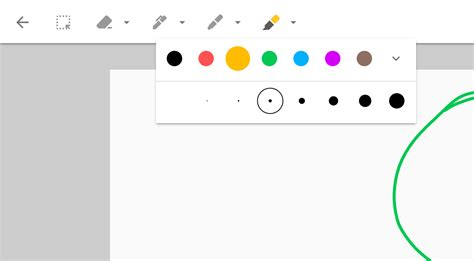 drawing web app keep s chrome app adds drawing tools especially