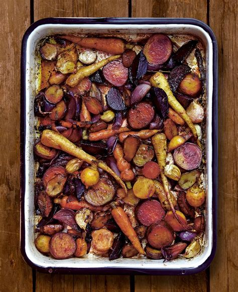 roasted root vegetables with fennel recipe roasted root vegetables with a fruit vinegar glaze