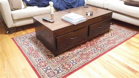 Diy Lift Top Coffee Table 2018 Popular Coffee Tables Extendable Top