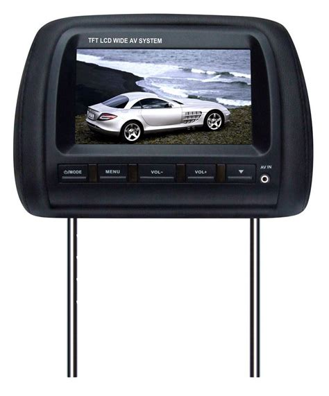 china 7 inch headrest monitor tv china headrest monitor