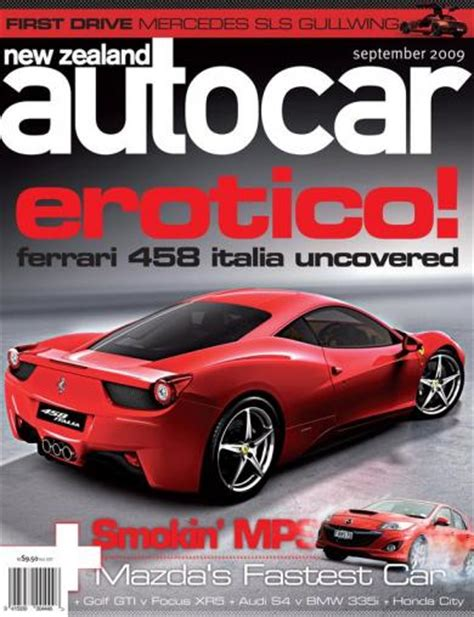 Auto Car Magazine   New Auto and Cars