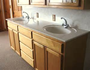 white marble undermount trough sink mixed crate
