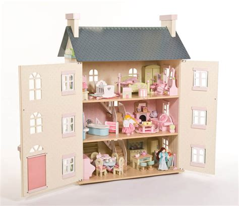 doll houses for toddlers le toy van cherry tree hall doll house